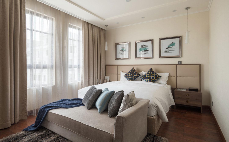Nội thất phòng ngủ Nhà liền kề The Manor Central Park