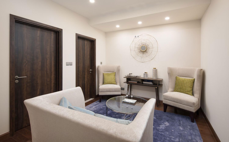 Nội thất phòng sinh hoạt chung Nhà liền kề The Manor Central Park