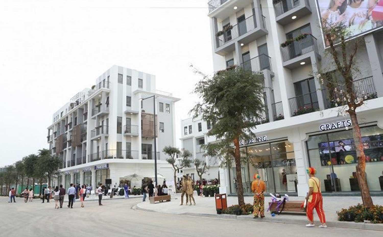 Bán căn Shophouse tại dự án The Manor Central Park Nguyễn Xiển, Hà Nội