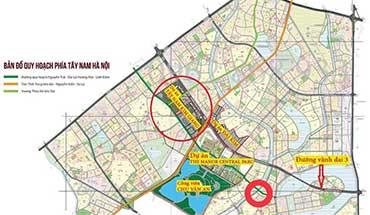Quy hoạch đại lộ Hoàng Mai
