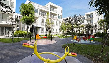 Biệt thự song lập The Manor Central Park, Chiết Khấu 12%, Trả sau 3 năm không lãi