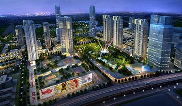 Chung cư The Manor Central Park tiêu chuẩn sống mới của căn hộ chung cư tại Hà Nội
