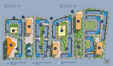 Mở bán The Manor Central Park giai đoạn 2 Block 14 & 16