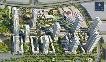 Video 3D tổng quan khu đô thị The Manor Central Park giai đoạn 2