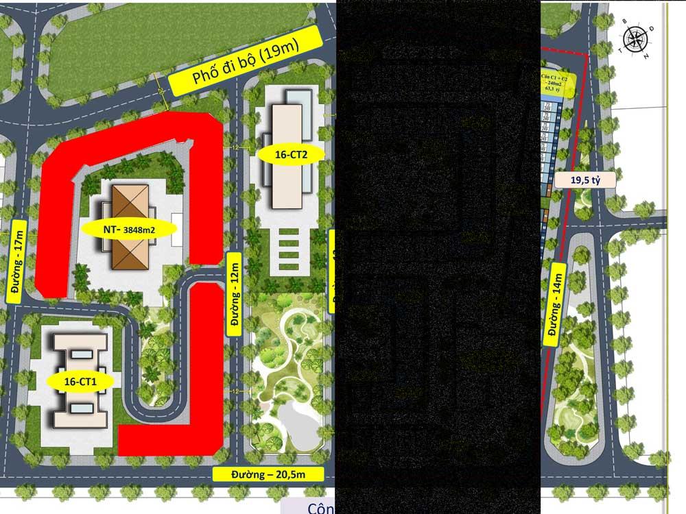 Bảng giá giai đoạn 2 dự án The Manor Central Park