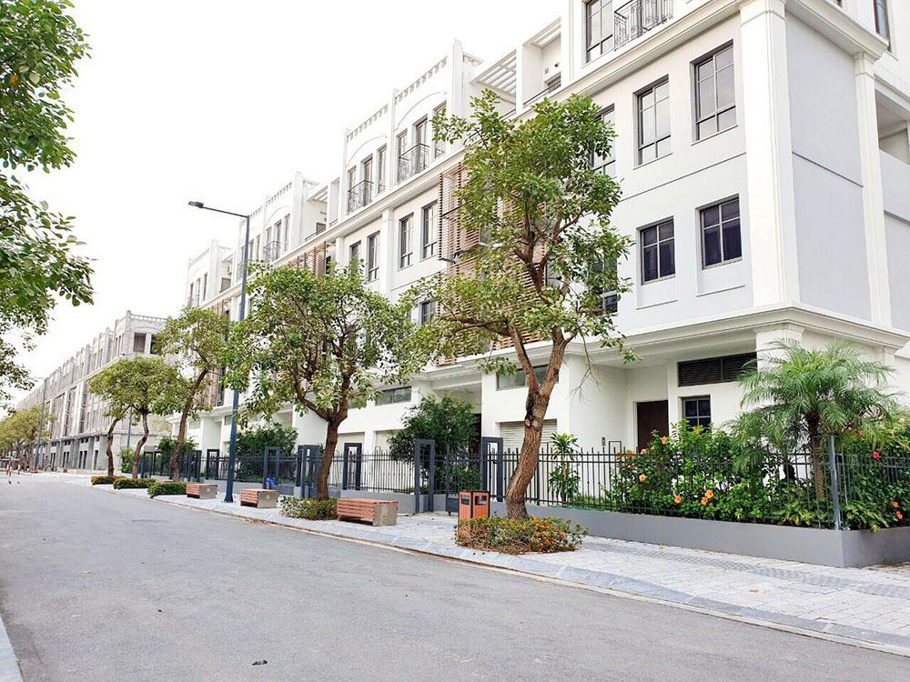 Cho thuê nhà liền kề The Manor Central Park 4 tầng Full đồ