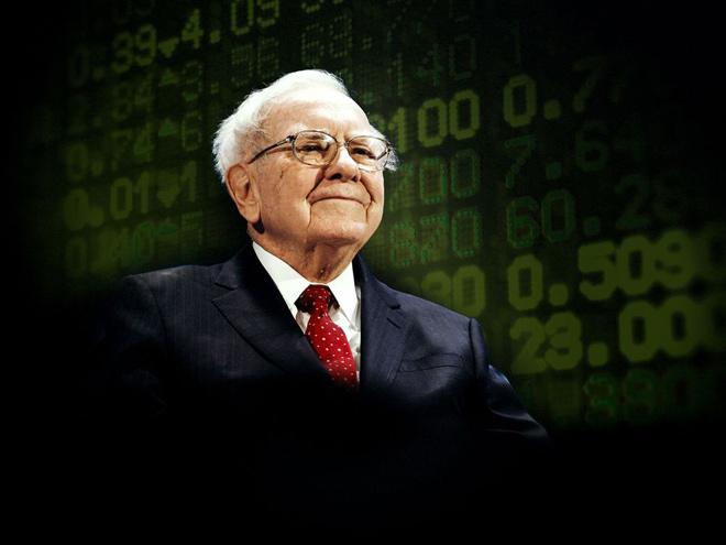 Top 3 tỷ phú giàu nhất thế giới - Warren Buffett