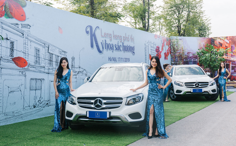 Lễ mở bán The Manor Central Park và bốc thăm xe Mercedes GLC 200 ngày 17/11/2019 - 1