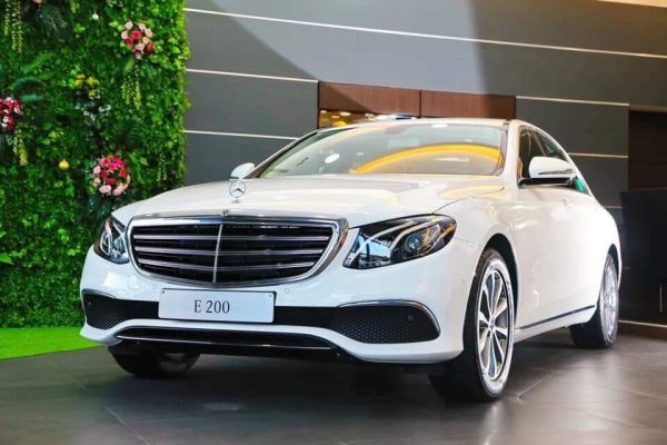 30 Khách hàng giao dịch trong tháng 6/2020 có cơ hội bốc thăm xe Mercedes E200