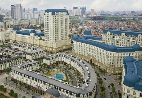 Ngay khi thành hình, khu đô thị The Manor Hà Nội ngay lập tức trở thành tâm điểm của khu vực phía Tây thành phố