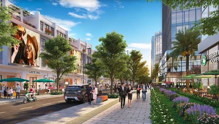 Đầu tư shophouse The Manor Central Park liệu có khả năng sinh lời?