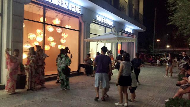 Lễ hội văn hóa Nhật Bản tổ chức tại khu nhà phố thương mại The Manor Central Park 4