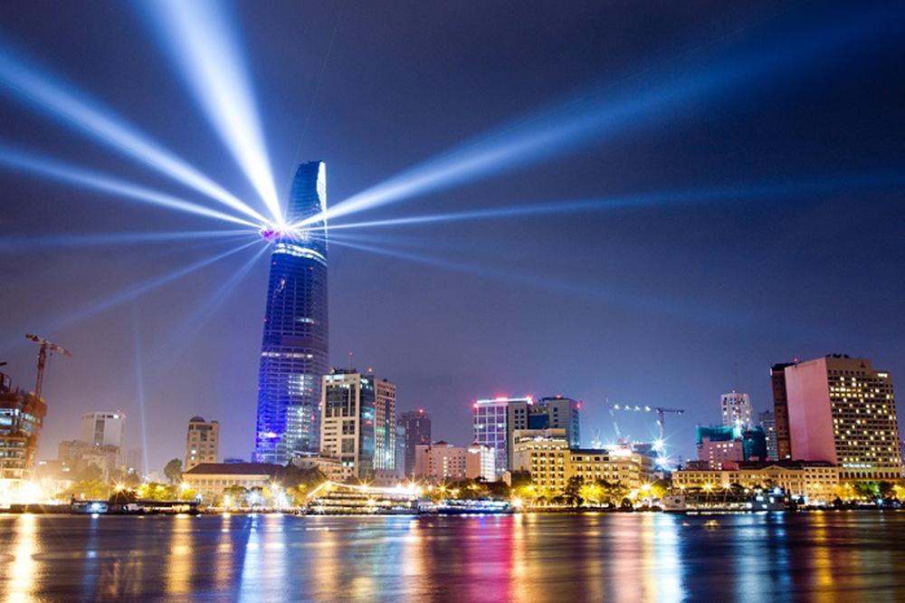 Tháp tài chính Bitexco - Biểu tượng mới của TP Hồ Chí Minh