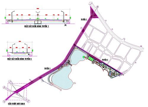 Càng sát ngày thông xe, nhà đất hai bên trục đường Xa La - Nguyễn Xiển càng tăng giá mạnh.