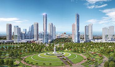 The Manor Central Park - Khu đô thị xanh hoàn chỉnh tại Hà Nội